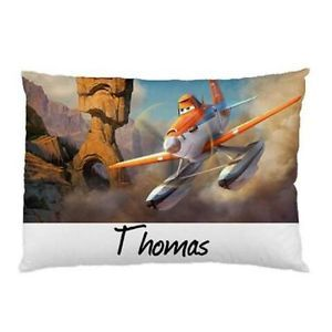 Personalized-Dusty-Planes-Fire-And-Rescue-Kids-Childrens-Pillowcases