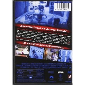 Paranormal Activity 2 (Extended Cut): Amazon.de: David Bierend, Brian Boland, Molly Ephraim, Katie Featherston, Seth Ginsberg, Tod Williams: Filme & TV