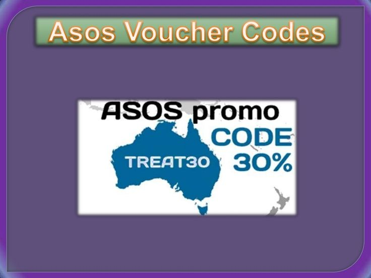 asos-voucher-codes by themillionways via Slideshare