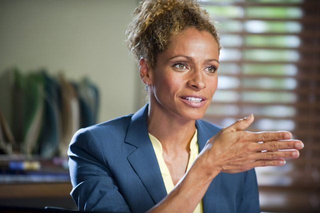"Michelle Hurd is a terrific actress who's appeared as a series regular on ""Law & Order SVU,"" ""90210,"" ""Gossip Girl,"" among other shows. She posted this on Facebook last night. I hesitated to re..."