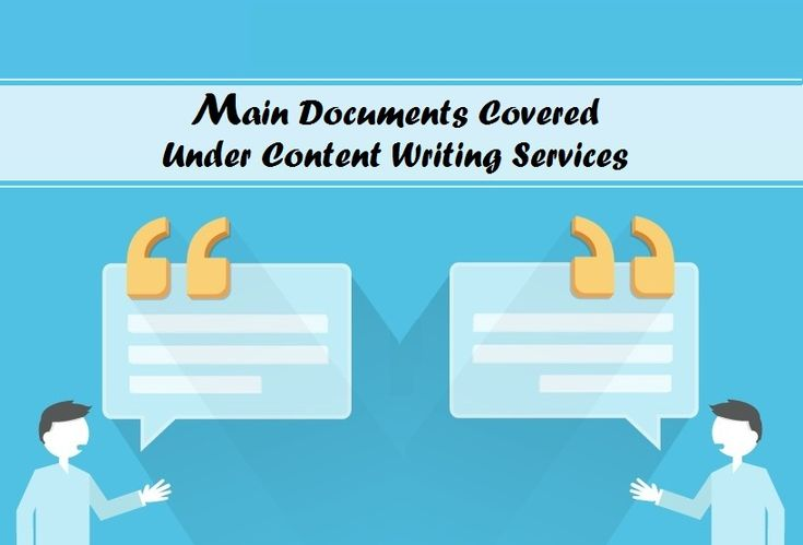 Content writing services canada