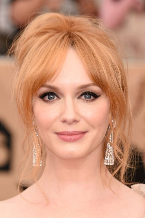 10 new ways to wear strawberry blonde hair on the side
