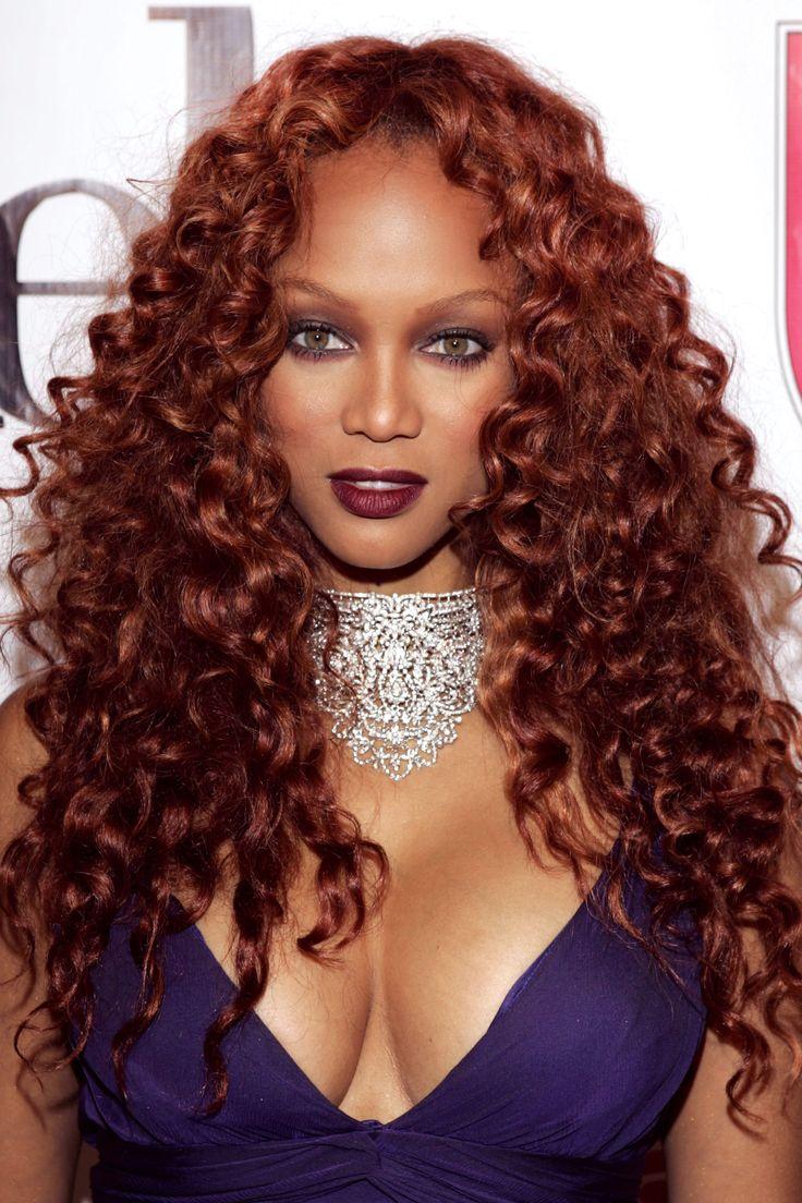 25 Best Ideas About Tyra Banks Hair On Pinterest Tyra