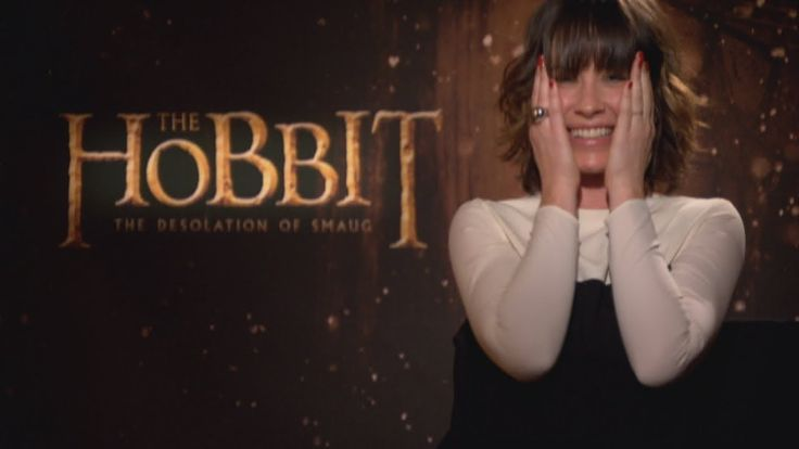 Cast of The Hobbit sing All I Want For Christmas Is You: Including Martin and Benedict