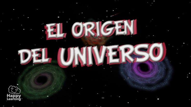 El origen del Universo y de la Tierra. Vídeos educativos para niños