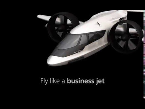 This Amazing Personal Jet Takes Off Vertically [Video] - We are all soon flying our own personal jets. *wishful thinking* – The XTI TriFan personal jet takes off vertically, and it's all kinds of amazing!