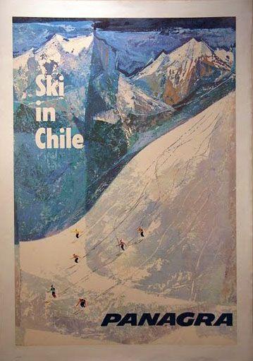 Ski in Chile