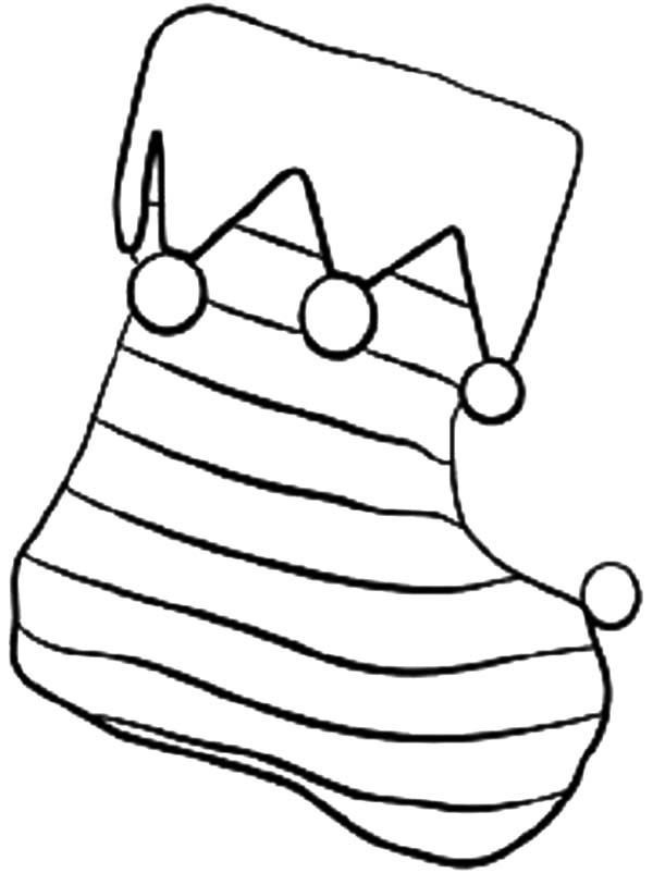 christmas coloring pages striped stocking christmas tree coloring page printable christmas coloring pages