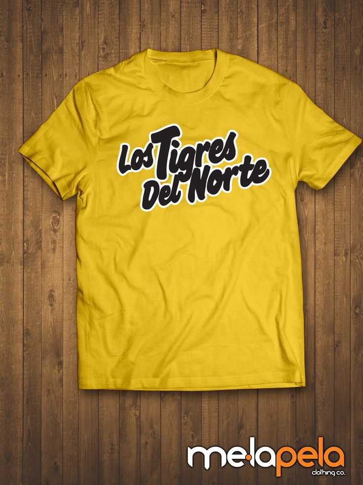 melapelaclothing - Los Tigres Del Norte  - Adult T-Shirt