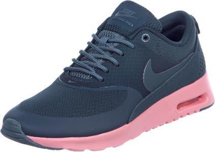 Nike Air Max Thea W schoenen blauw roze