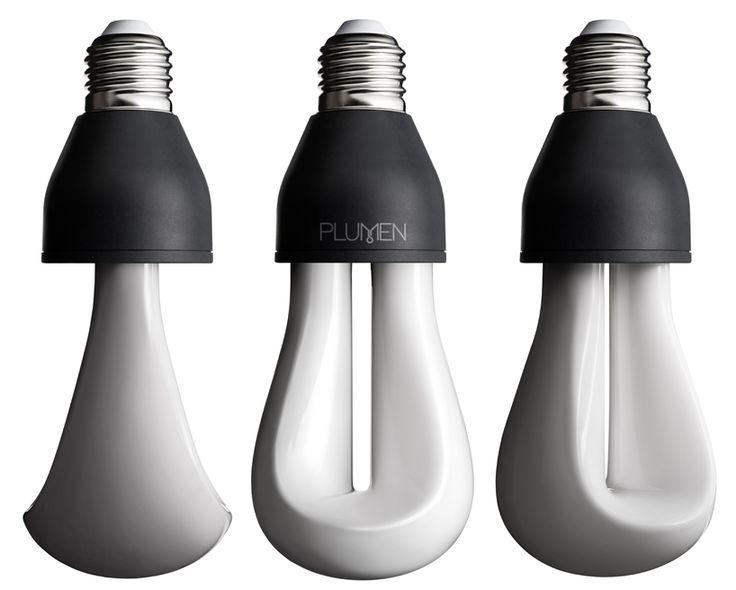 plumen 002 light bulb by hulger