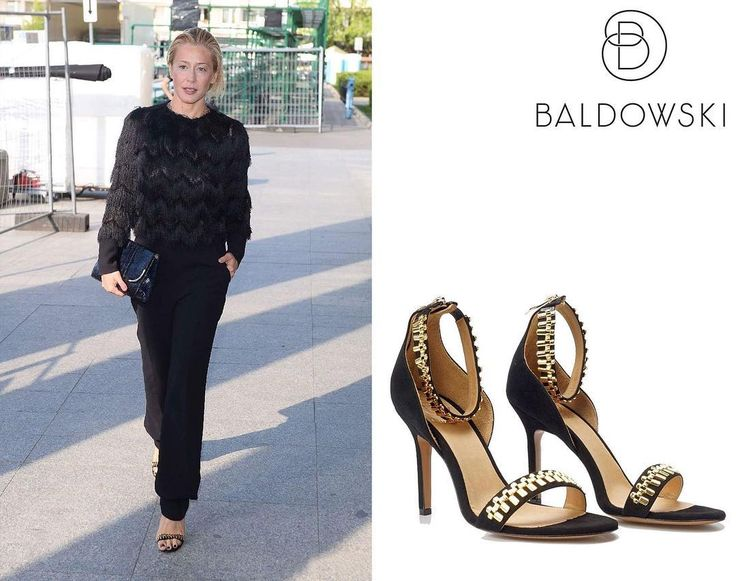 @kasiawarnke in @baldowskiwb 👠💄 #baldowski #baldowskiwb #polishbrand #shoes #shoeaddict #shoelovers #heels #kasiawarnke #polishactress #celebritystyle #blackelegance #celebrityfashion #instagood #photooftheday