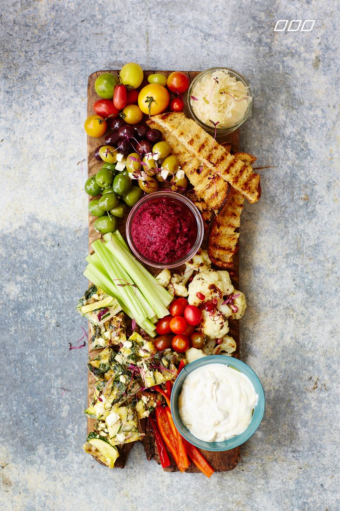 Follow these six steps from Lorna Jane Clarkson to build the most delectable tapas board.