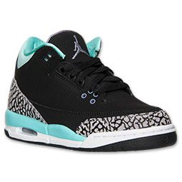 <p>First released in 1988 when Michael Jordan received his first MVP award from the NBA, the Jordon 3 Retro feature a full grain floater and synthetic leather upper with signature elephant print accents and a non-marking solid rubber cupsole.</p><p> FEATURES:</p><ul><li> UPPER: Full grain Nubuck leather</li><li> MIDSOLE: Max Air, Nike Air units, and cushy foam</li><li> OUTSOLE: Rubber</li><li> IMPORTED</li></ul>