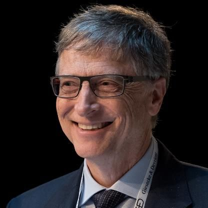 Bill Gates  Bill & Melinda Gates Foundation  8th