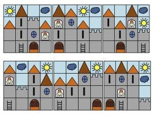 jeu_chateau-modele et plein d'autres jeux à imprimer