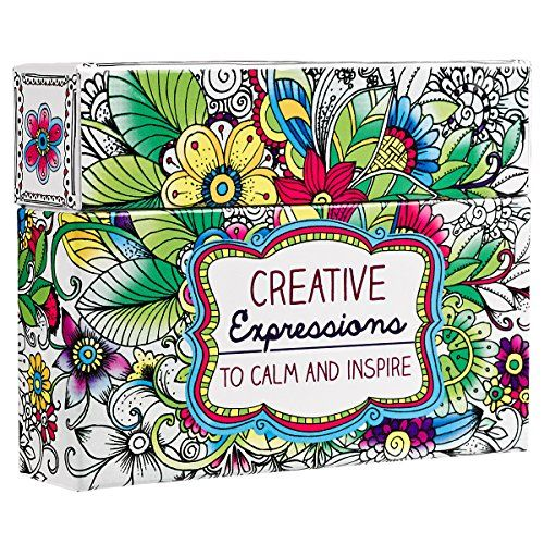 Creative Expressions Cards To Color And Share By Christi