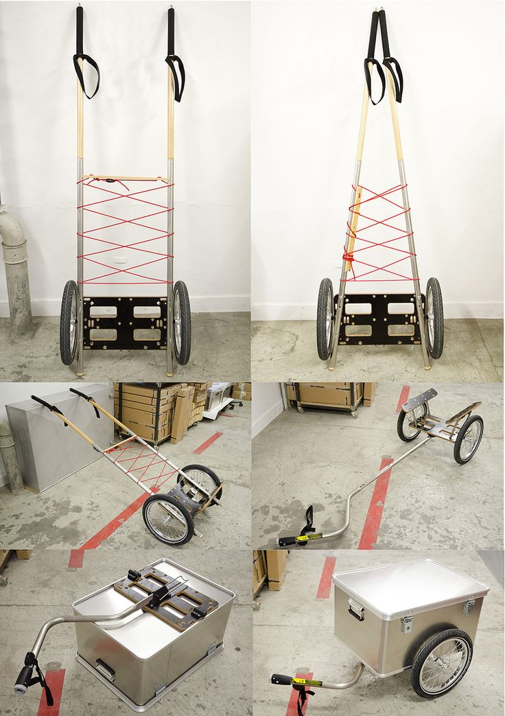 Bootswagen Multifunktion Bootstrailer Transportanhänger