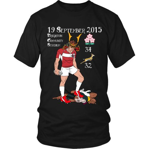 Rugby World Cup 2015 - Japan's Triumph - Unisex