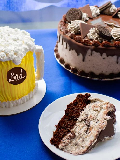 father's day cake flavors