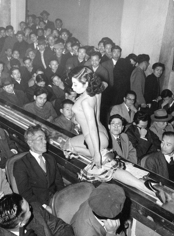 1957...TOKYO.....CLUB....