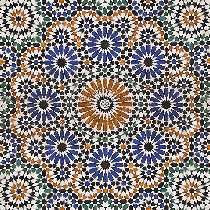 Outdoor shower mosaic tile?