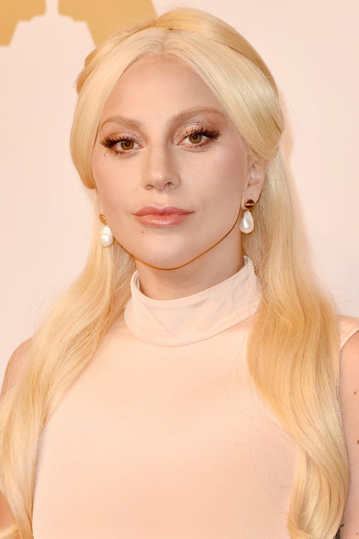 Pin for Later: Lady Gaga Hits the Red Carpet After Causing a Worldwide Frenzy at the Super Bowl