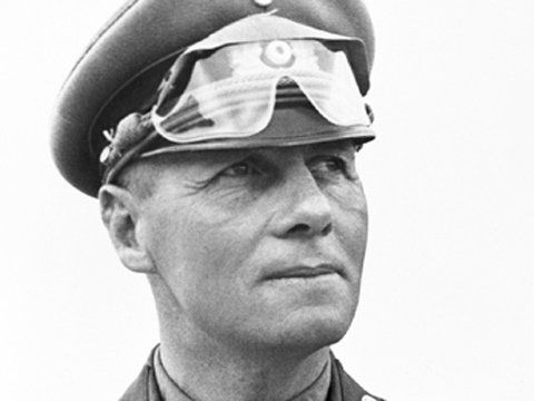 "-""Where Rommel is, there is the front.""- became a popular slogan within Rommel`s  regiment in the 1. WW"