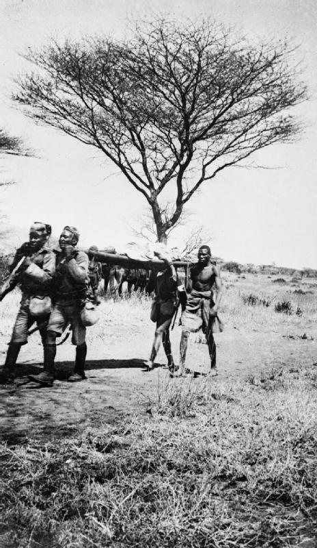 THE CAMPAIGN IN GERMAN EAST AFRICA DURING THE FIRST WORLD WAR Kilimanjaro: The Lost History http://africanencounters.blogspot.com/