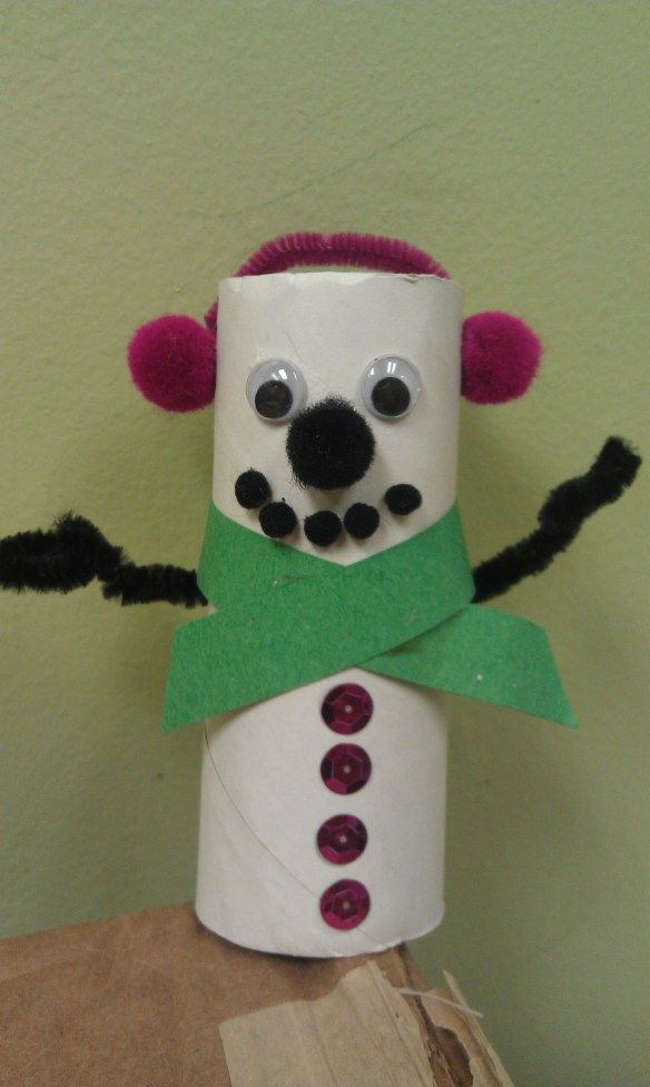 paper roll snowman craft 193 best images about snowman at on 5131