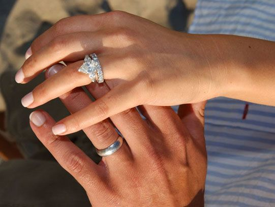Celebrity Engagement Rings by Carat Size! - MSN