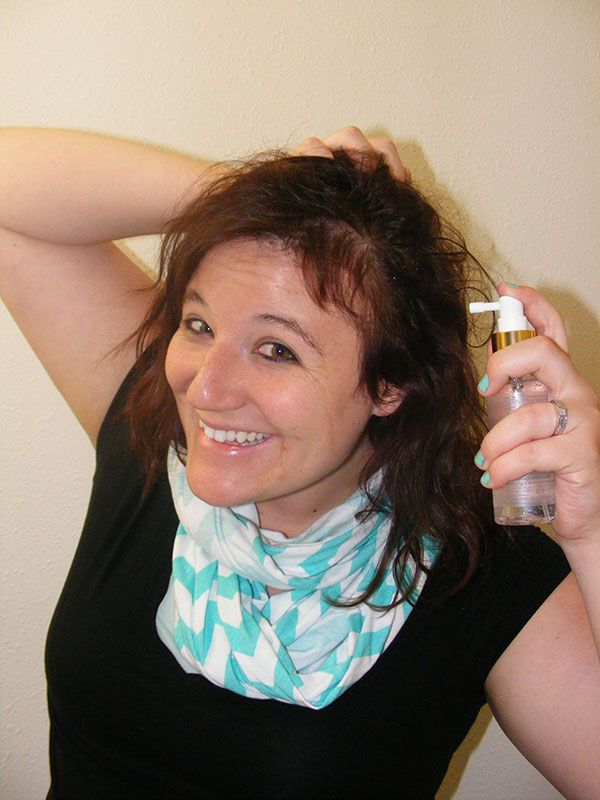 Nioxin Diamax product review + tutorial - this product is amazing for fine and thinning hair types