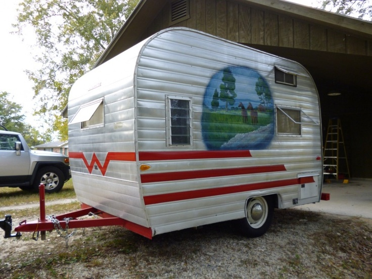 17 Best Images About Winnebago Vintage Travel Trailers On