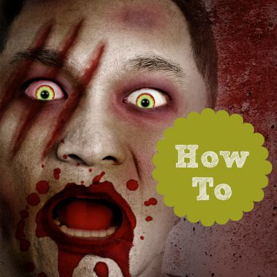 Tutorial: Make Your Photo into a Zombie - One of the best online photo editors in 2013 - Pic Monkey