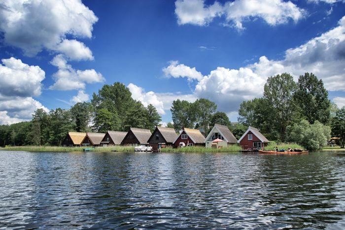 Bootshäuser, Mecklenburgische Seenplatte