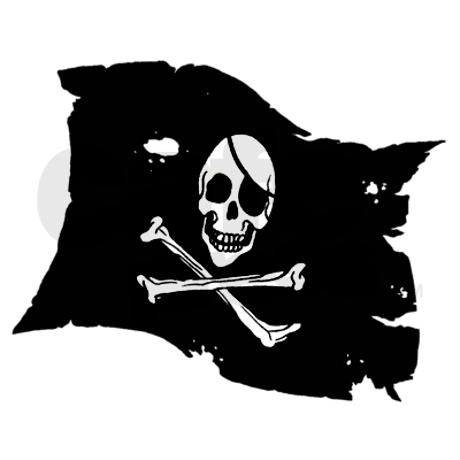 pirate flag tattoo - Google Search