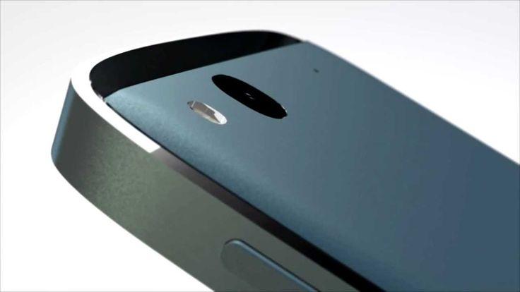 ¡¡Déjate cautivar por la belleza del IDOL ALPHA, el Smartphone con bordes traslucidos más inteligente!!