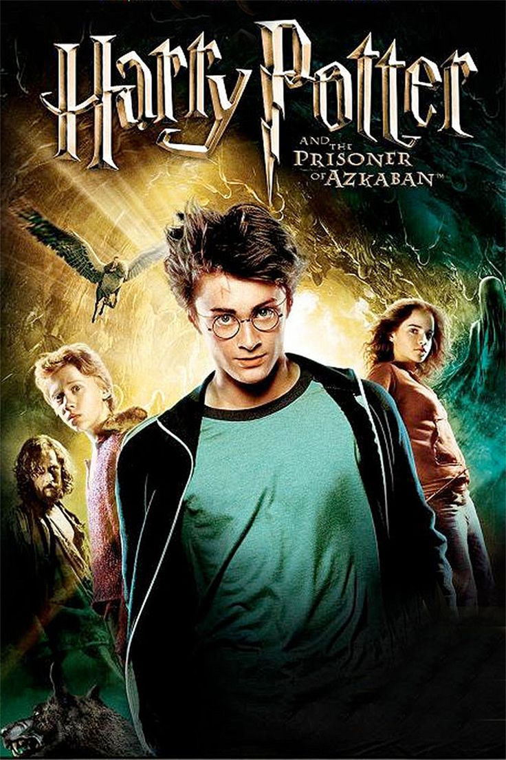 harry potter prisoner of azkaban my favorite Harry potter of all.
