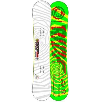 Ride Machete Wide Snowboard 2013