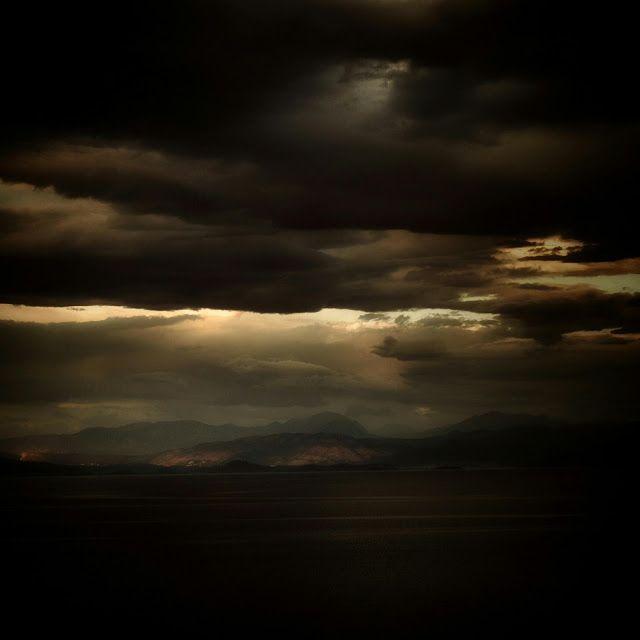 Fotograficznie i subiektywnie: Evening sky