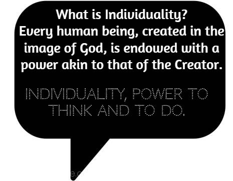 People Were Created To Be Loved. Things Were Created To Be ...  |Humans Being Created
