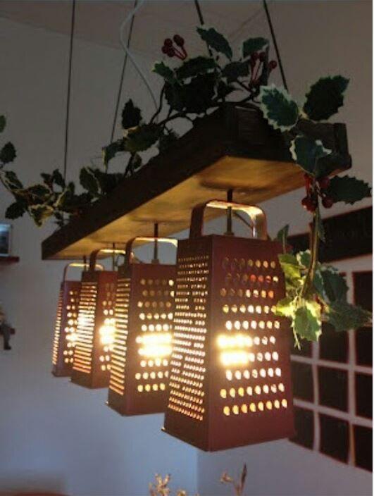 Bilderesultat for gjenbruk av lamper