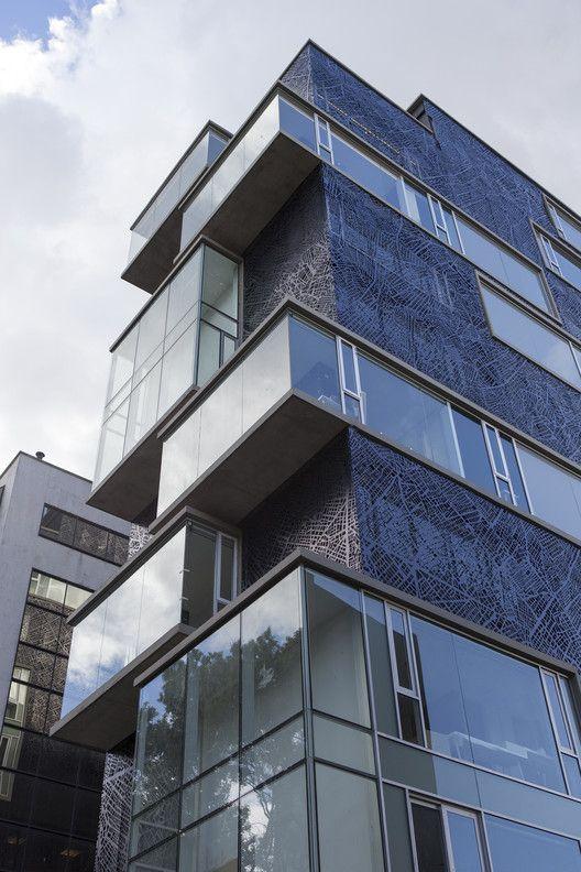 M s de 25 ideas incre bles sobre edificios modernos en - Caja arquitectos madrid ...