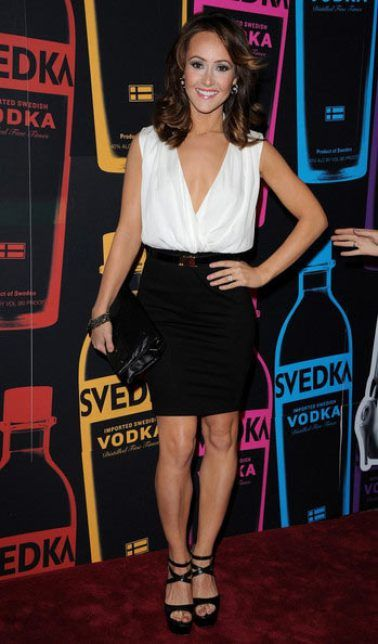 Ashley-Hebert-Cocktail-Dress