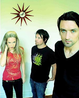 Ryan: Something For Kate -a formative influence and still my favourite aussie band
