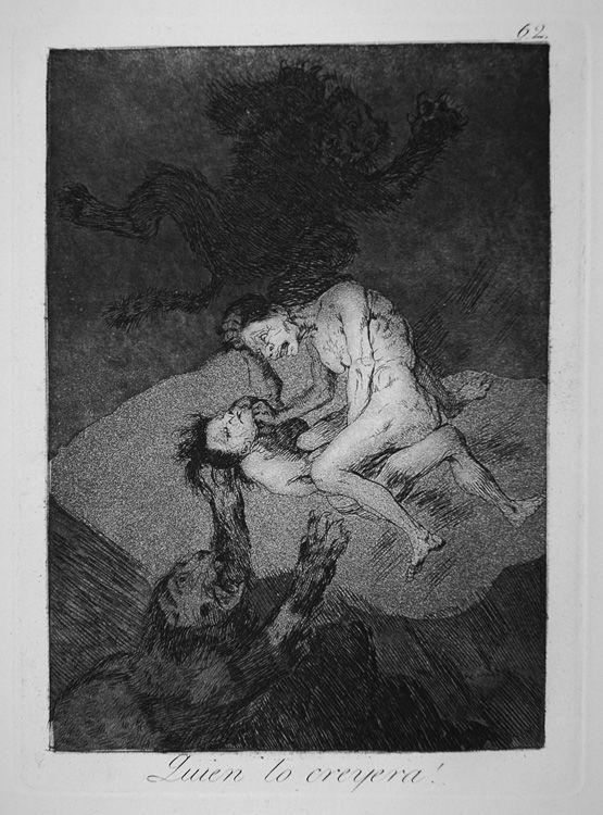 Goya Caprichos 60-67