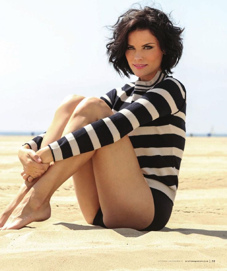 Jaimie Alexander in South Magazine, Oct/Nov 2013.