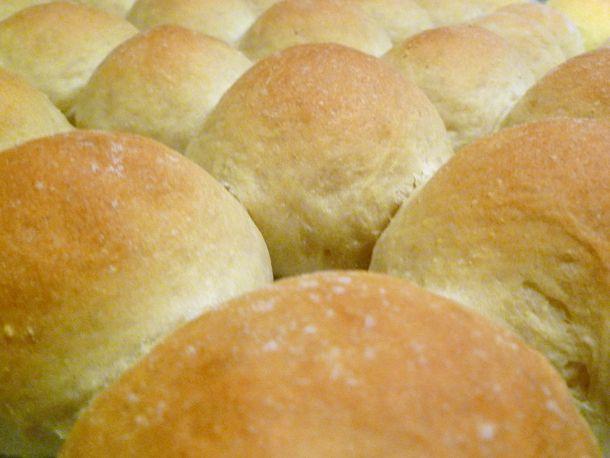 Bread Baking: Sweet Potato Buns | Recipe