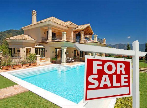 Resultado de imagen para foto de un anuncio For Sale