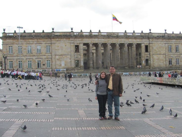 Enjoy Plaza Bolivar and learn about its historical and political importance!